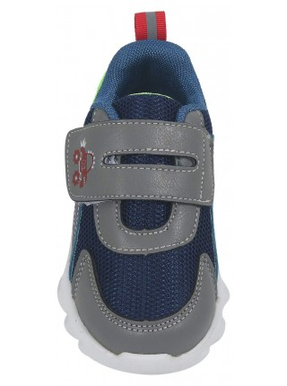 Кроссовки со светодиодами Tom&Miki B-7991-K серый (21-26)