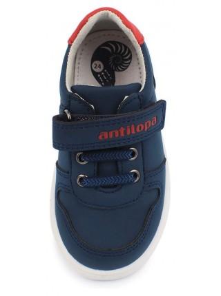 Полуботинки Antilopa AL 2415 синий (21-26)