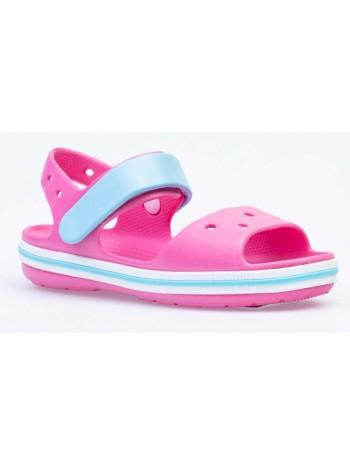 Пляжная обувь Котофей 525080-01 фуксия/синий (30-35)