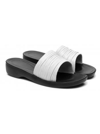 Пляжная обувь Дюна 821M черный/белый (35-40)