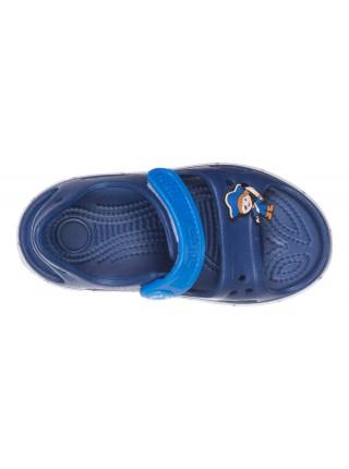 Пляжная обувь со светодиодами Kapika 82131 синий (25-30)