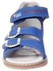 Сандалии BiKi A-B005-74-D синий (23-26)