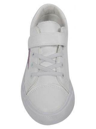 Кеды Tom&Miki B-9106-H белый/фиолетовый (31-36)