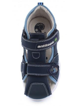 Сандалии Antilopa AL 2599 синий (27-32)