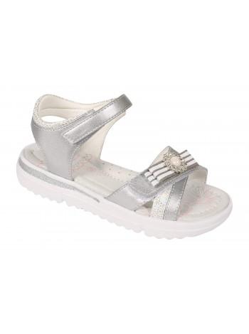Туфли открытые Tom&Miki B-7220-H серебро (26-31)