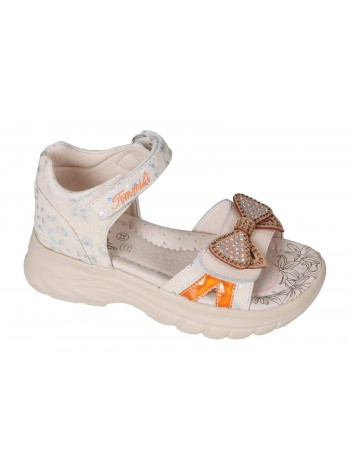 Туфли открытые Tom&Miki B-7282-D бежевый (27-32)