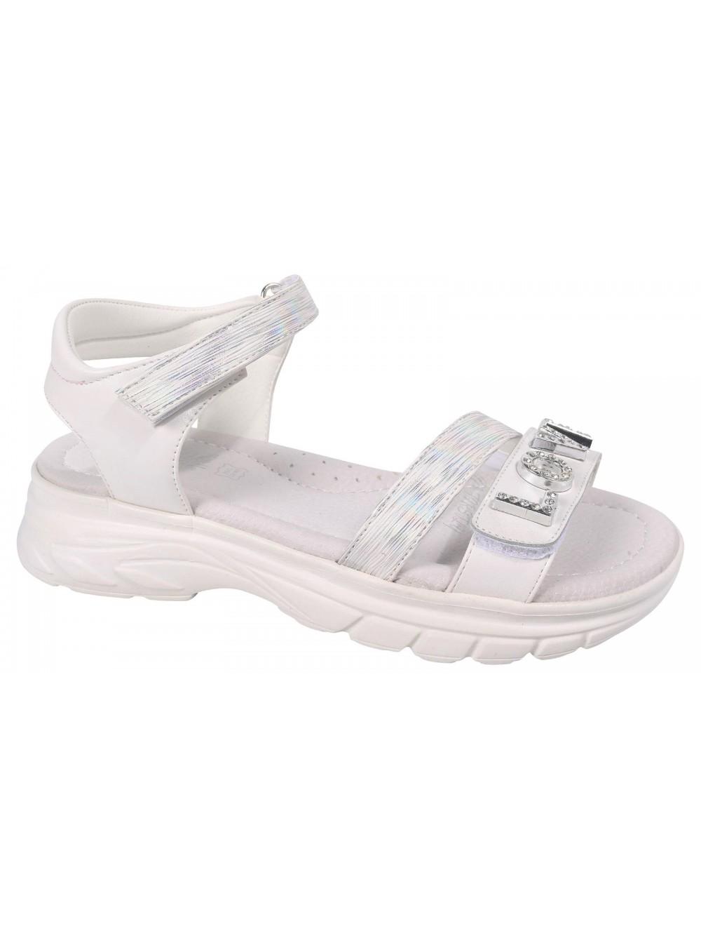 Туфли открытые Tom&Miki B-7236-A белый (33-37)
