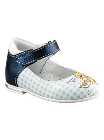 Туфли Elegami 7-806051702 синий (21-26)