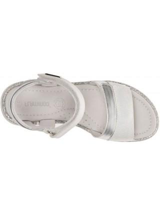 Туфли открытые Flamingo 201S-HL-1757 белый (31-36)