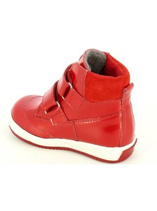Ботинки ТОТТА 126-Н3-БП красный (23-26)