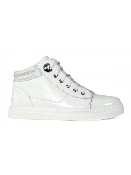 Ботинки Марко 52157 белый (27-31)