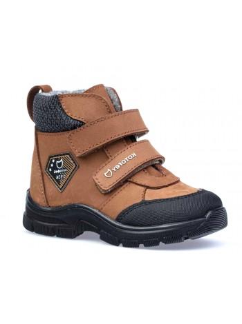Ботинки Котофей 352298-32 коричневый (25-29)