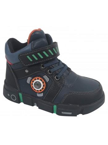 Ботинки Tom&Miki B-9195-C синий (27-32)