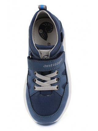Полуботинки Antilopa AL 2436 синий (27-32)