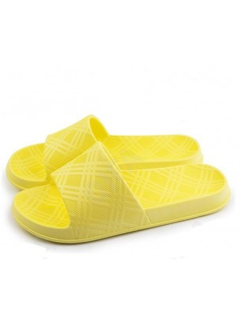 Пляжная обувь Smile of Milady 098-904-09 желтый (36-41)