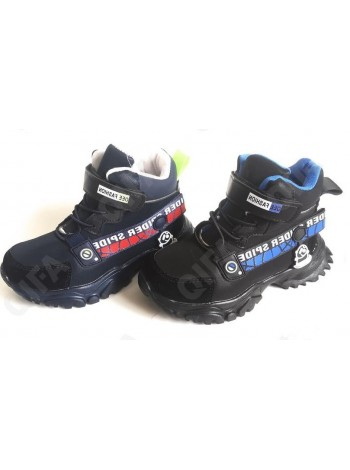 Ботинки Мифёр 20102B-0102 черный (26-31)