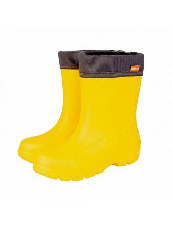 Сапоги резиновые Nordman Teen 4-762-E01 желтый (36-41)