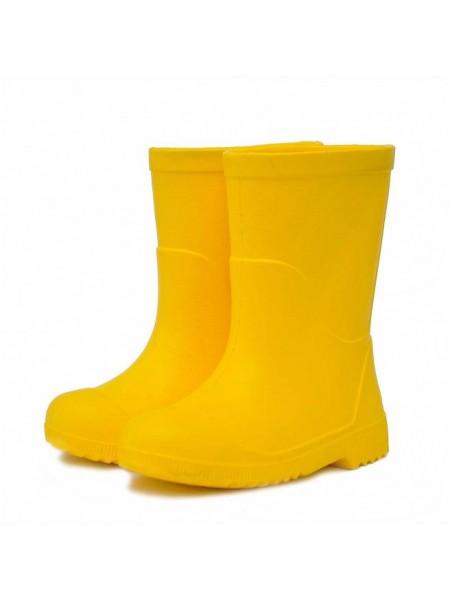 Сапоги резиновые Nordman 1-105-E06 желтый (22-27)