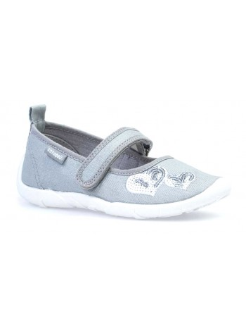 Текстильная обувь Котофей 431157-12 серый (27-31)