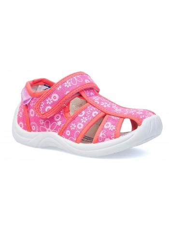 Текстильная обувь Котофей 221042-14 розовый (22-26)