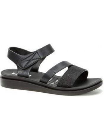 Туфли открытые KEDDO 807600/01-01 черный (36-40)