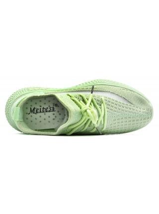 Кроссовки Мэйтэси LS62-6 зеленый (36-41)