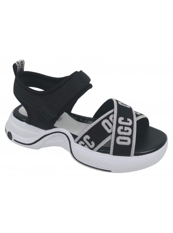 Туфли открытые Tom&Miki B-9119-F черный (35-40)