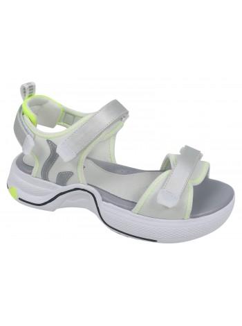 Туфли открытые Tom&Miki B-9120-M серебро (35-40)