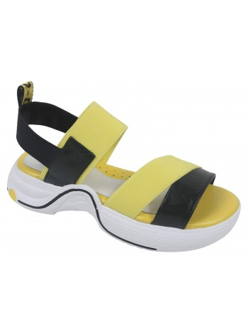 Туфли открытые Tom&Miki B-9121-W желтый (35-40)