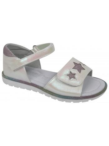Туфли открытые Tom&Miki B-9246-C белый (27-32)