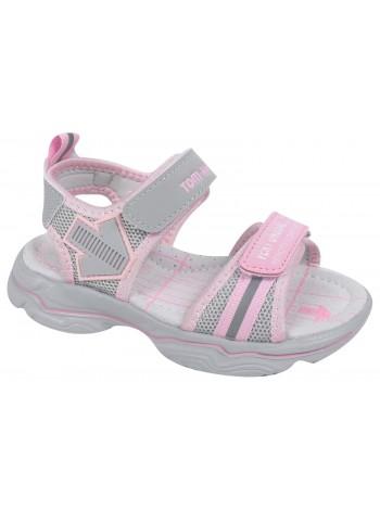 Туфли открытые Tom&Miki B-9188-E серый (26-31)