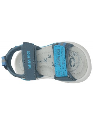 Сандалии со светодиодами Tom&Miki B-9032-C синий (21-26)