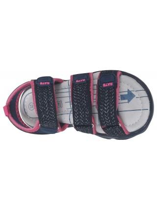 Туфли открытые Tom&Miki B-9187-C синий (26-31)