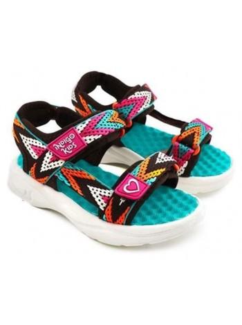 Туфли открытые INDIGO 22-276A/10 разноцветный (31-35)