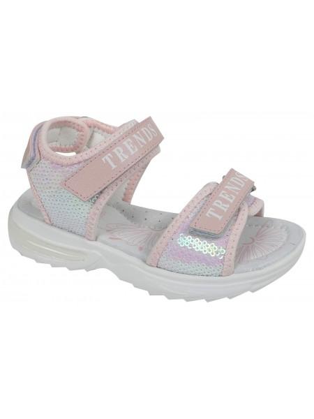 Туфли открытые Tom&Miki B-9232-B розовый (27-32)