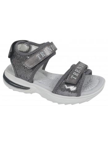 Туфли открытые Tom&Miki B-9232-E серый (27-32)