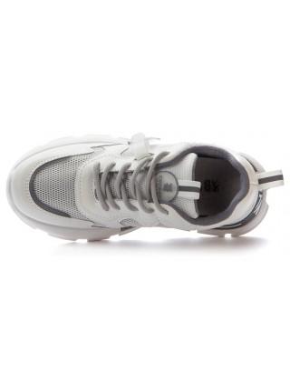 Кроссовки CROSBY 417124/01-01 белый/серый (36-41)