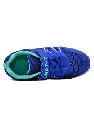 Кроссовки Орлёнок E 8221 синий (34-39)