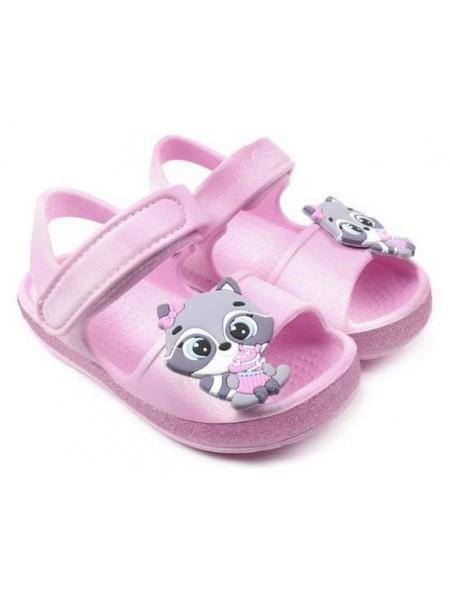 Пляжная обувь INDIGO 24-064B/12 розовый (24-29)