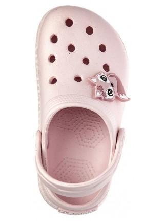 Сабо Flamingo 211S-F9-2413 розовый (27-32)
