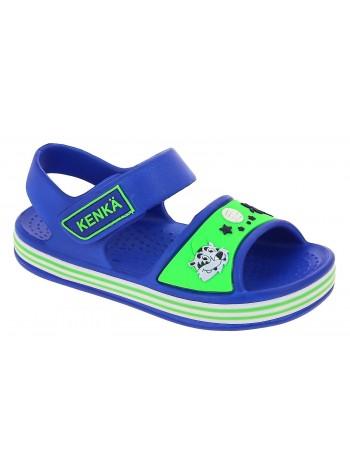 Пляжная обувь KENKA OIC_7260_BRIGHT NAVY синий (24-29)