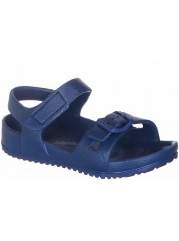 Пляжная обувь Kapika 82177 темно-синий (24-29)