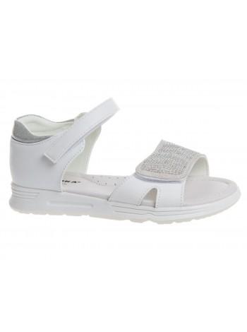Туфли открытые Сказка R525631016 белый (31-36)