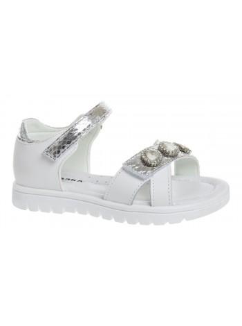 Туфли открытые Сказка R902150672 белый (25-30)