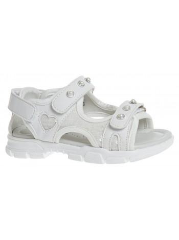 Туфли открытые Сказка R539650632 белый (26-31)