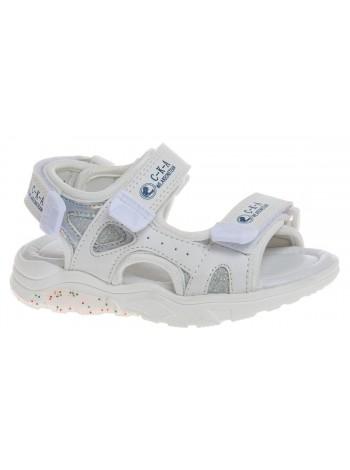 Туфли открытые Сказка R539050611 белый (25-30)