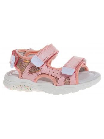 Туфли открытые Сказка R539050611 розовый (25-30)