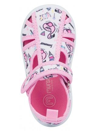 Текстильная обувь MURSU S21SDT801G разноцветный (22-27)