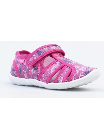 Текстильная обувь Котофей 421073-12 розовый (27-33)