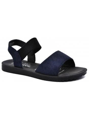 Туфли открытые Мэйтеси S1023-2 синий (36-41)